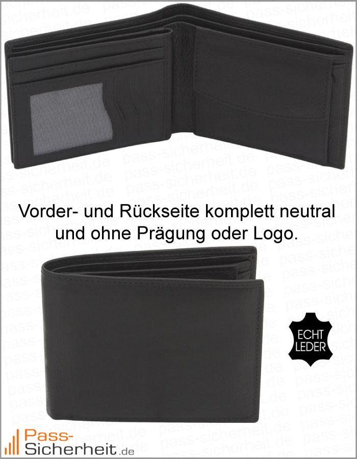 rfid geldb rse anti spionage 14 kartenf cher geheimfach. Black Bedroom Furniture Sets. Home Design Ideas