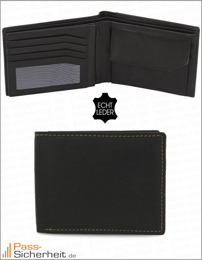 1742efb946b6a RFID Geldbörse - NFC sicheres Portemonnaie